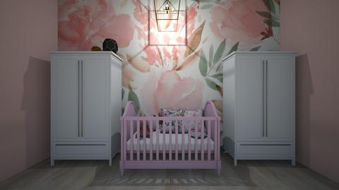 lilys room - Kids room  - by marshk