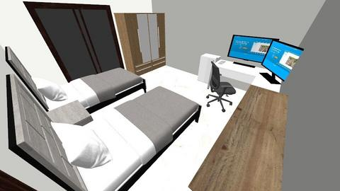 room 1  - Bedroom  - by diaa88088