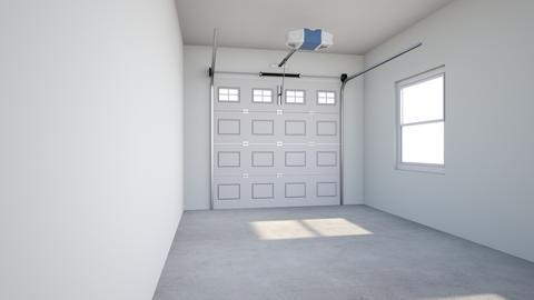 1 Car Garage Template - by rogue_cf4ba63398adb494ff8470767b95c