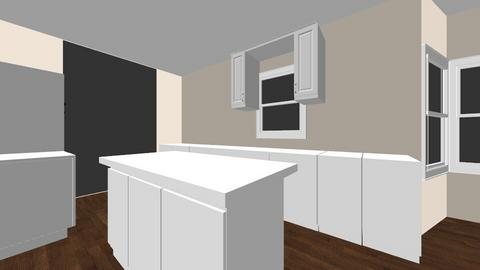 Kitchen Remodeled - Modern - Kitchen  - by rarost723