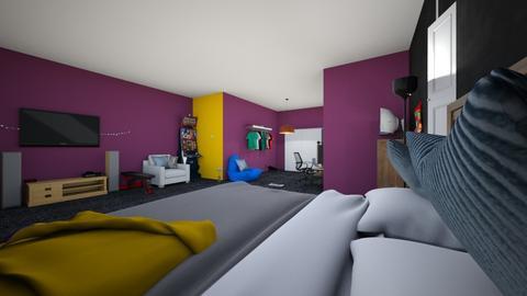 Kayden Hensley room - by kaydenhensley