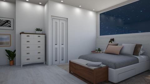 my bedroom  - Bedroom - by ippie