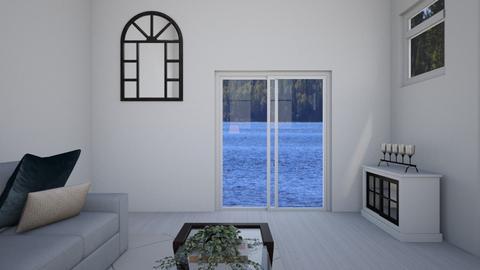 Jodis living room pt 7 - Modern - Living room  - by ebungarden