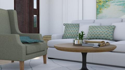 flavia - Living room - by Flori Santa