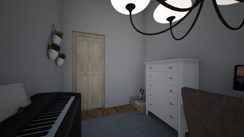 teenager girl room - Bedroom  - by malooriginal