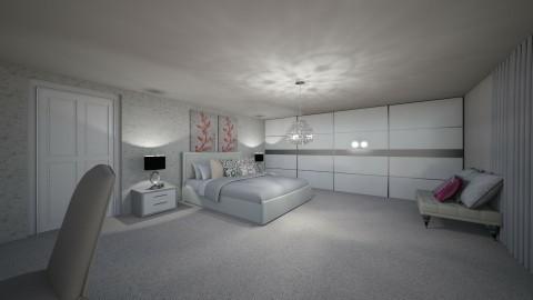 tttttt - Glamour - Bedroom - by Nina Lupa