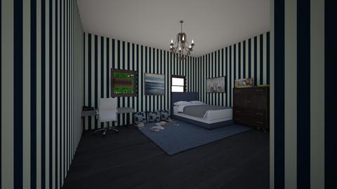 my room - Bedroom  - by APotatoFlew