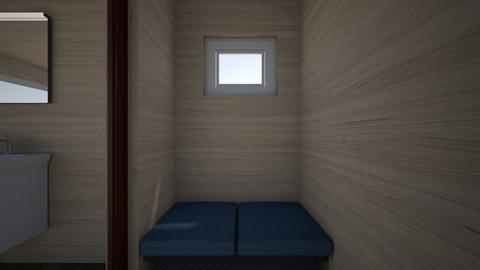 steam enclosure south vie - Bathroom  - by jonwentworth