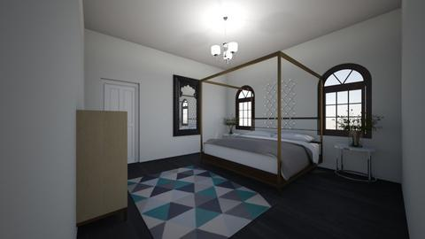 Morgans Guest Bedroom - Modern - Bedroom  - by 22clasmor