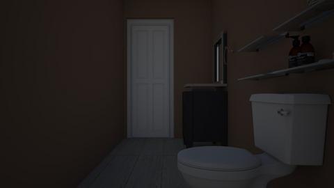 Irene Guest Bath - Bathroom - by Obearly68