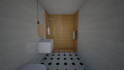 Tunari - Bathroom  - by onutuelena