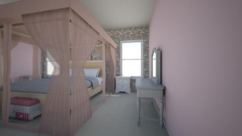 k - Bedroom  - by ashlynm