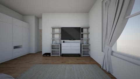 kryzhia jaides room - Bedroom  - by kryzhiastoes
