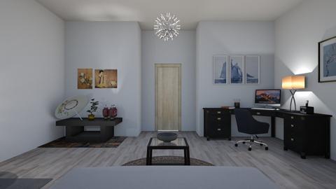 prototipo xddddddd - Bedroom  - by paltacontomate