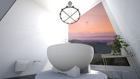 Creative Bathroom  - Bathroom  - by edz