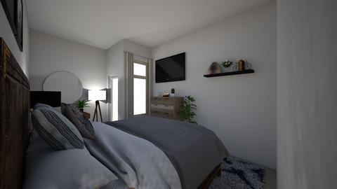 bedroom - Bedroom - by EmmaKang