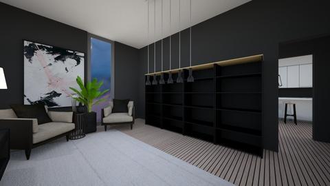 Modern House Sitting Room - Modern - by Callmekai22