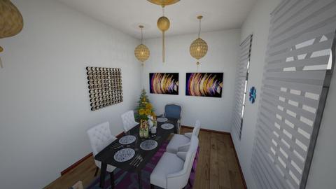 Dining room - by kwanda01