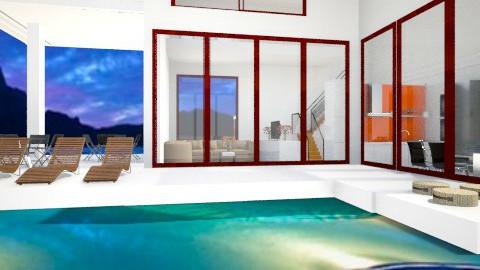RestHouse _kunwari_ - Modern - by Chelsea Avelino
