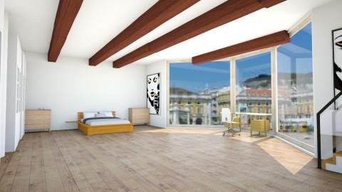 hotel frases - Bedroom - by designsu76