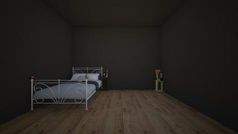willbur scoots room - Bedroom  - by crying_room