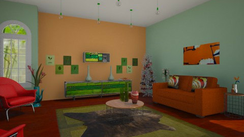 key living room - Living room  - by keylaperez1