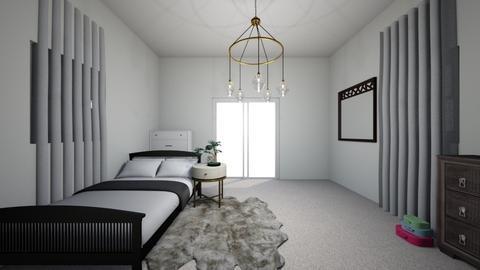Modern Bedroom  - Modern - Bedroom  - by RGOSCH8