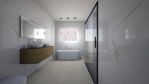 Bathroom5 - Bathroom  - by fergarduza