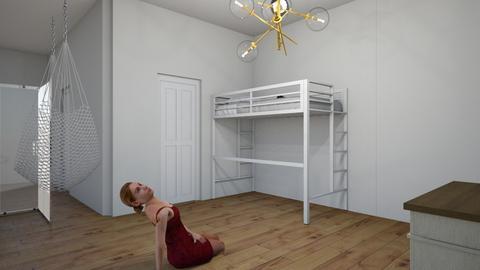 bedroom - Bedroom  - by katiekorte26