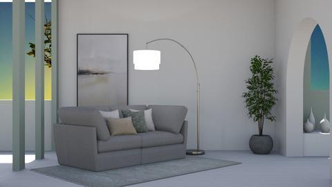 minimalist living room - Living room  - by rasty