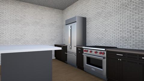 house_2 - Kitchen  - by bsimpkins