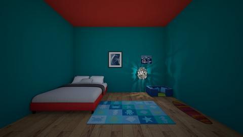 kiris room - Bedroom  - by crying_room