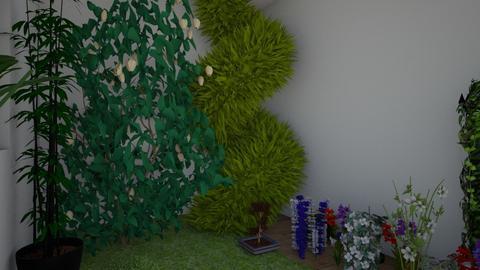 mi casa chiquita  - Living room  - by ela_garvel