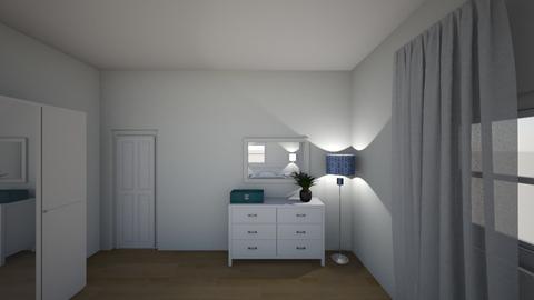 bedroom  - Bedroom  - by wiolakamin