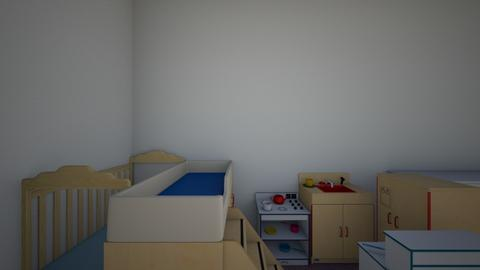2nd floor to my 3rd house - Modern - Kids room - by jyoung1125