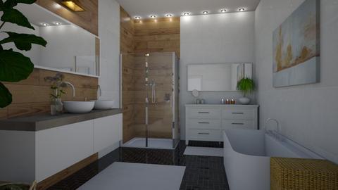 mixing - Bathroom - by dorota_k
