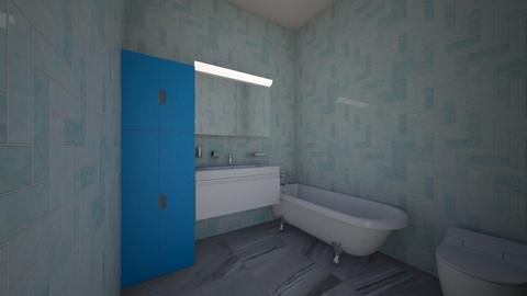 Bathroom1 - Bathroom  - by kaxamchedlishvili
