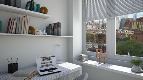 Working Corner - Minimal - Office  - by takiii1