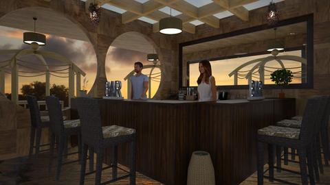TROPICAL BAR  - Modern - by zayneb_17