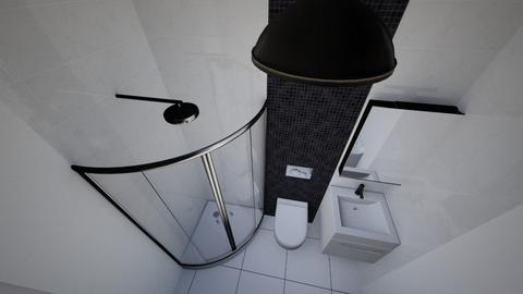 Kosmonautow 2 9 Lazien v2 - Bathroom - by KBI