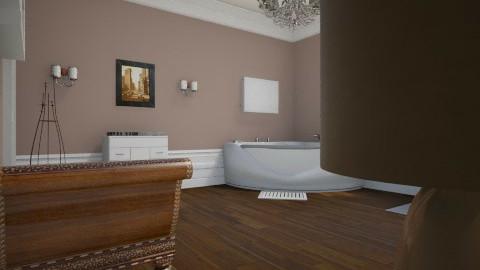 douchee - Glamour - Bathroom  - by Hanane Haidoune
