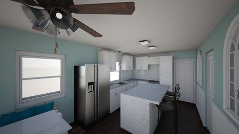 Jordan Cir kitchen bs - Kitchen  - by caitlinhall