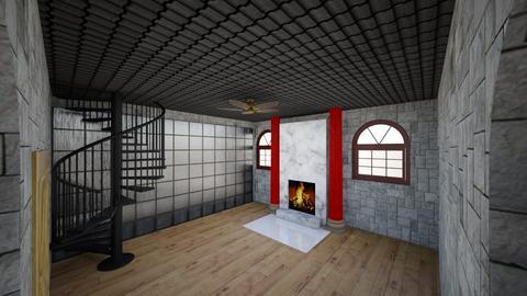 family room - Modern - by jeffreyj