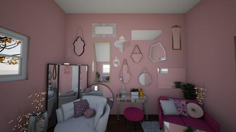 mirrors - by ariematia
