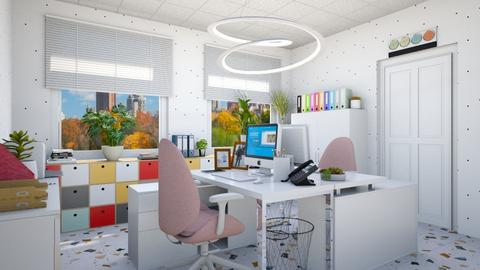 Modern playful Office - Office - by Vicesz