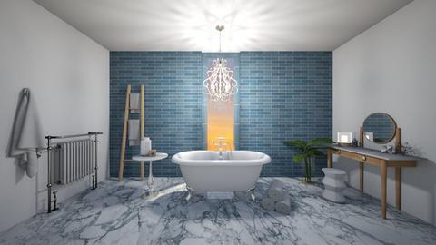 Luxury Bath - Bathroom  - by KylaTH