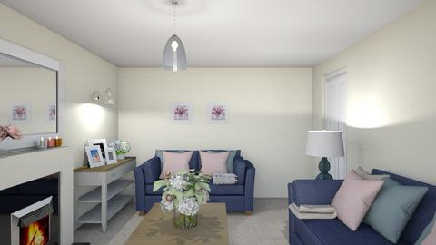 Naseby Living Room - Living room  - by Staged Spaces