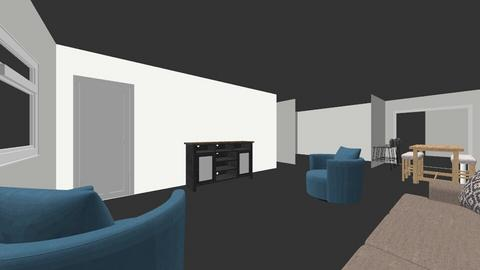 112 Academy Hill Rd - Living room - by aleichter