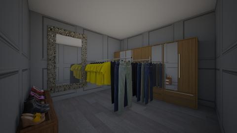 Dressing Room - by selen92