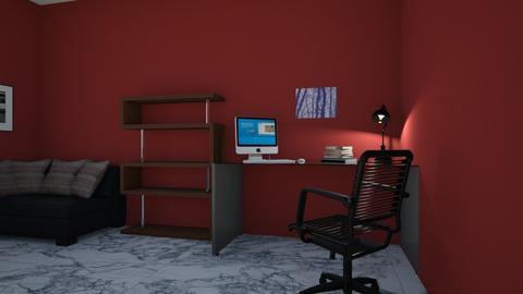 Cuarto de Daka 13 - Bedroom  - by PaolaRoque